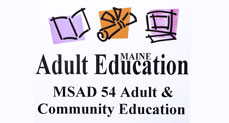 MSAD 54 Adult Education