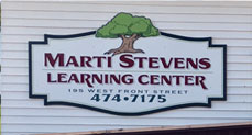Marti Stevens Learning Center